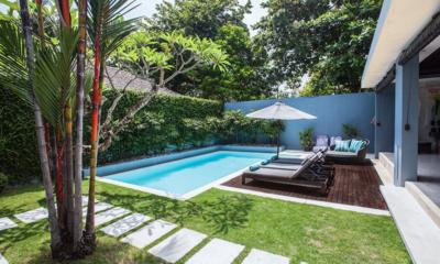 Gardens and Pool - Kembali Villas - Seminyak, Bali