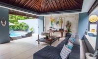 Living Area - Kembali Villas - Seminyak, Bali