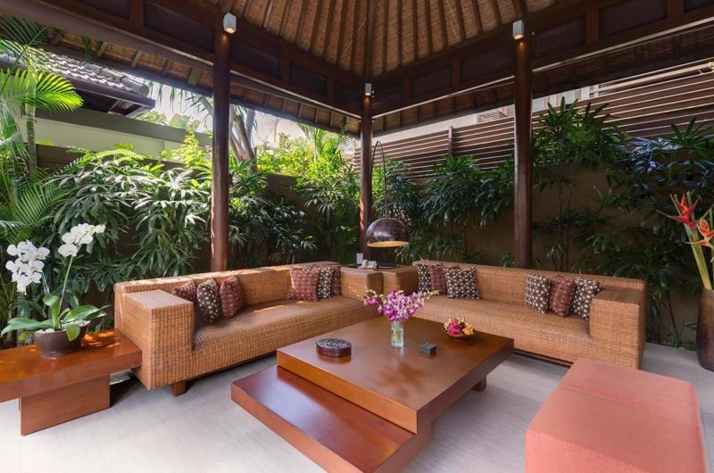 Lounge Area - Lakshmi Villas - Seminyak, Bali