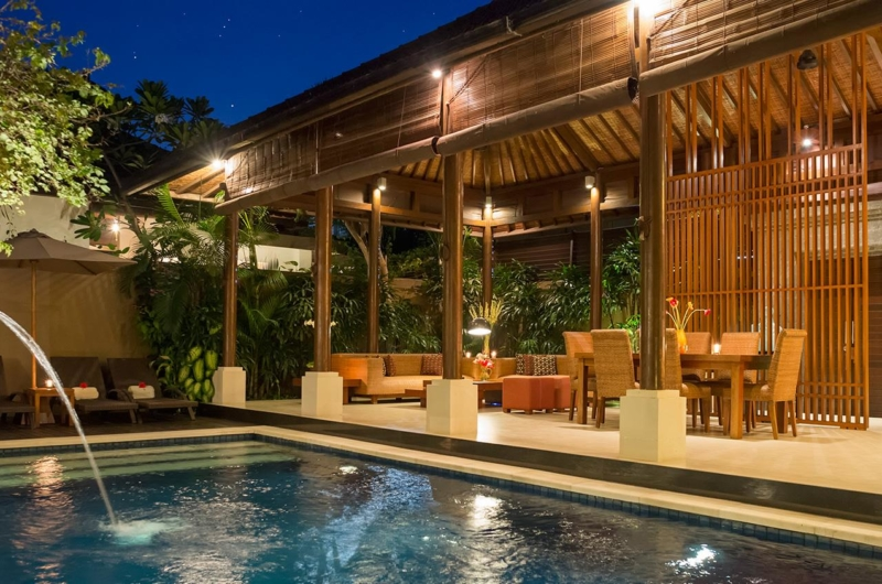 Private Pool - Lakshmi Villas - Seminyak, Bali