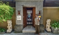 Entrance - Lakshmi Villas - Seminyak, Bali
