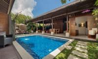 Pool Side - Lakshmi Villas - Seminyak, Bali