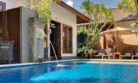 Pool - Lakshmi Villas - Seminyak, Bali