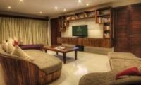 Entertainment Room - Lataliana Villas - Seminyak, Bali