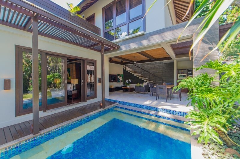 Swimming Pool - Le Jardin Villas - Seminyak, Bali
