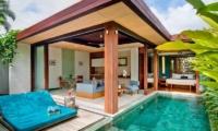 Sun Beds - Maca Villas - Seminyak, Bali