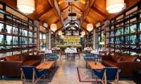 Living and Dining Area - Maca Villas - Seminyak, Bali