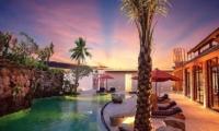 Swimming Pool - Maca Villas - Seminyak, Bali