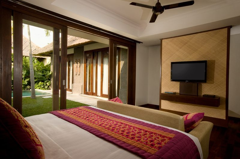 Bedroom with TV - Mahagiri Sanur - Sanur, Bali
