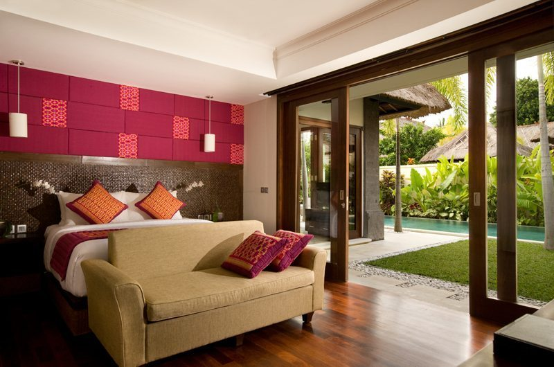 Bedroom with Pool View - Mahagiri Sanur - Sanur, Bali