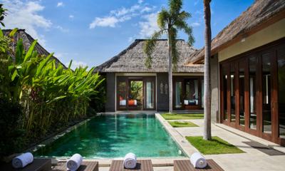 Gardens and Pool - Mahagiri Sanur - Sanur, Bali