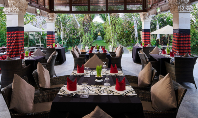 Common Dining Area - Mahagiri Sanur - Sanur, Bali