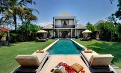 Gardens and Pool - Majapahit Beach Villas - Sanur, Bali