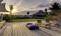 Sun Beds - Majapahit Beach Villas - Sanur, Bali