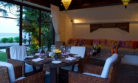 Living and Dining Area - Majapahit Beach Villas - Sanur, Bali