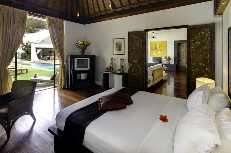 Bedroom with Garden View - Majapahit Beach Villas - Sanur, Bali