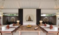 Living Area - Matahari Villa - Seseh, Bali