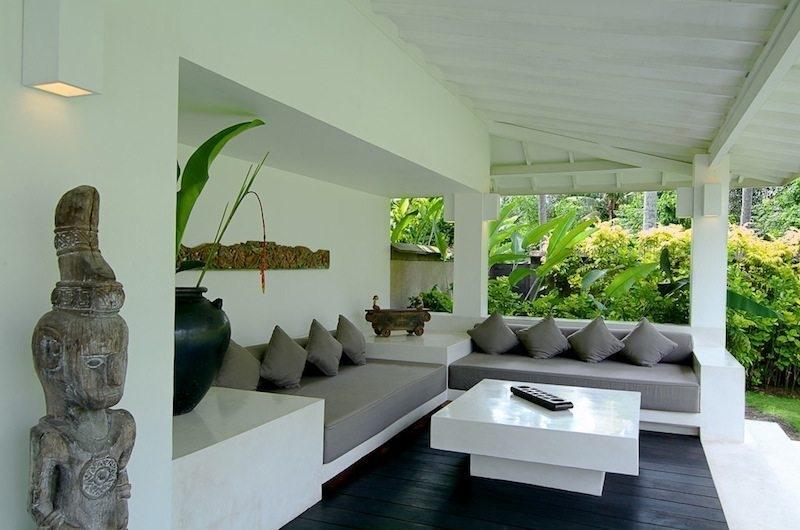 Outdoor Lounge - Matahari Villa - Seseh, Bali