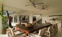 Dining Area - Matahari Villa - Seseh, Bali