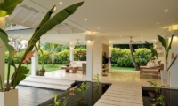 Pathway to TV Room - Matahari Villa - Seseh, Bali