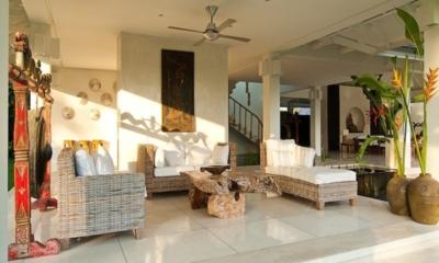 Indoor Living Area - Matahari Villa - Seseh, Bali
