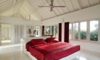 Bedroom with View - Matahari Villa - Seseh, Bali