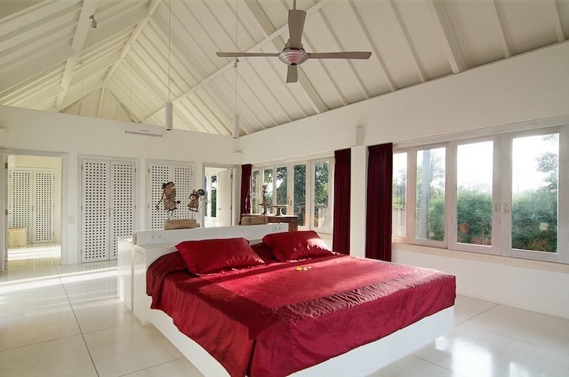 Bedroom with View - Matahari Villa - Seseh, Bali