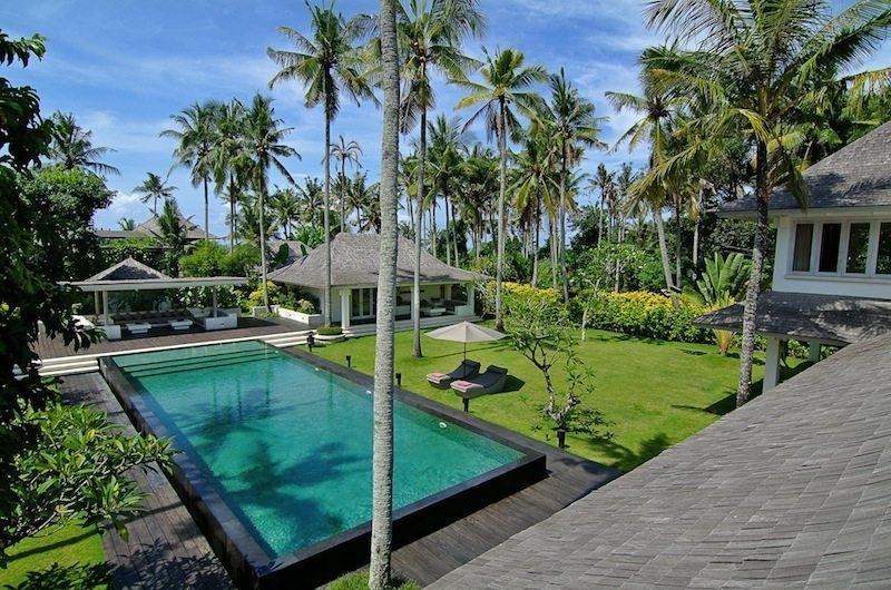 Tropical Garden - Matahari Villa - Seseh, Bali