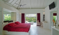 Bedroom with Study Area - Matahari Villa - Seseh, Bali