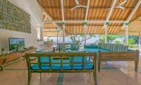 Lounge Area - Miu Villa - Seminyak, Bali