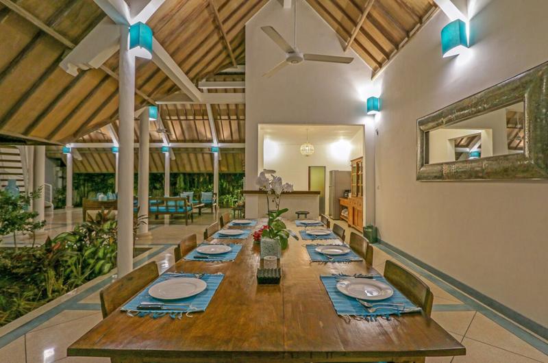 Dining Area - Miu Villa - Seminyak, Bali