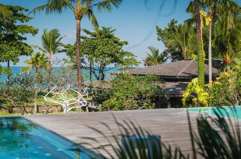 Pool Side - Morabito Art Villa - Canggu, Bali