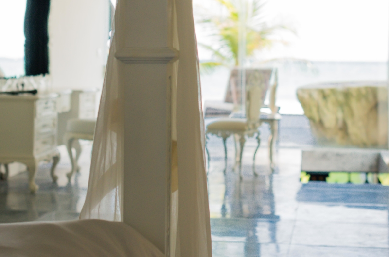 Bedroom View - Morabito Art Villa - Canggu, Bali