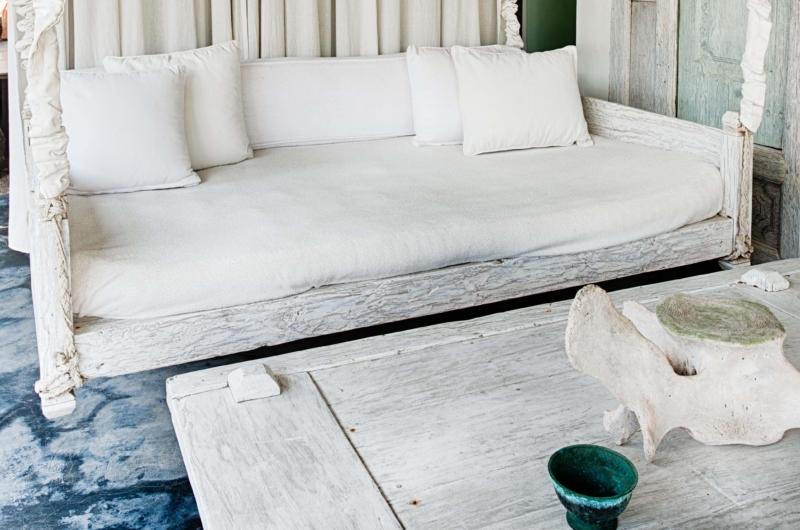 Lounge Area - Morabito Art Villa - Canggu, Bali