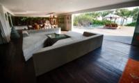 Living Area - Morabito Art Villa - Canggu, Bali