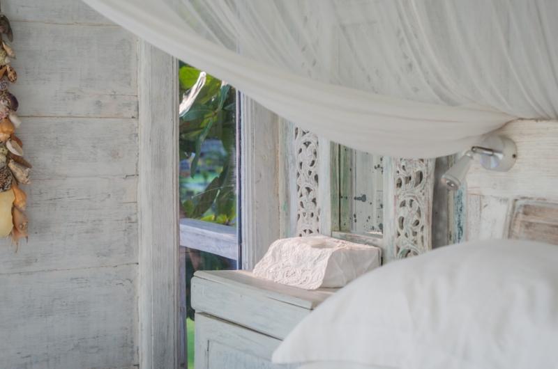 Bedroom with View - Morabito Art Villa - Canggu, Bali