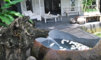 Water Feature - Morabito Art Villa - Canggu, Bali