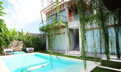 Swimming Pool - Nazeki Villa - Uluwatu, Bali