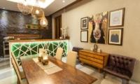 Dining Area - Nazeki Villa - Uluwatu, Bali