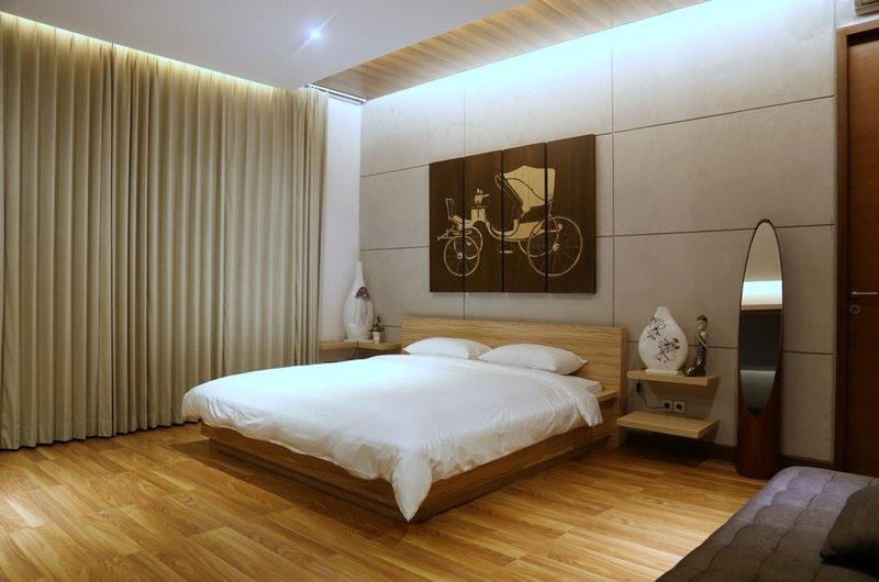 King Size Bed - Nazeki Villa - Uluwatu, Bali