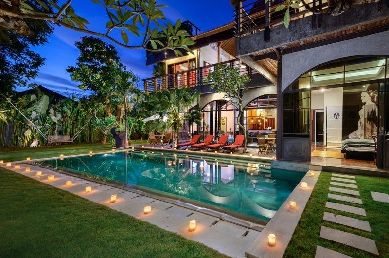 Swimming Pool - Niconico Mansion - Seminyak, Bali