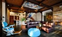 Living Area - Niconico Mansion - Seminyak, Bali