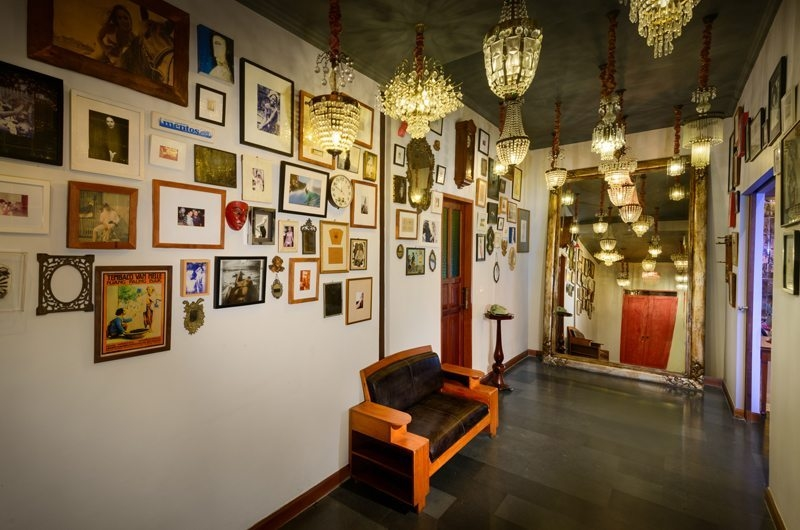 Seating Area - Niconico Mansion - Seminyak, Bali