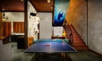 Billiard Table - Niconico Mansion - Seminyak, Bali