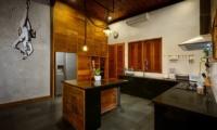 Kitchen Area - Niconico Mansion - Seminyak, Bali