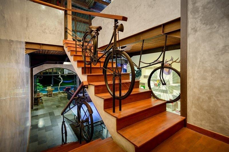 Up Stairs - Niconico Mansion - Seminyak, Bali