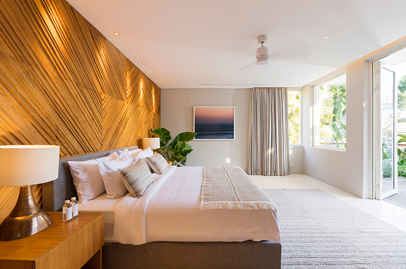 Bedroom with Garden View - Noku Beach House - Seminyak, Bali
