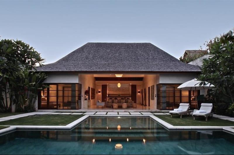 Pool - Nyaman Villas - Seminyak, Bali