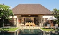 Day Time Pool - Nyaman Villas - Seminyak, Bali
