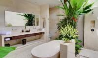 En-Suite Bathroom - Nyaman Villas - Seminyak, Bali